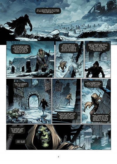 Page 4 Orcs & gobelins tome 5