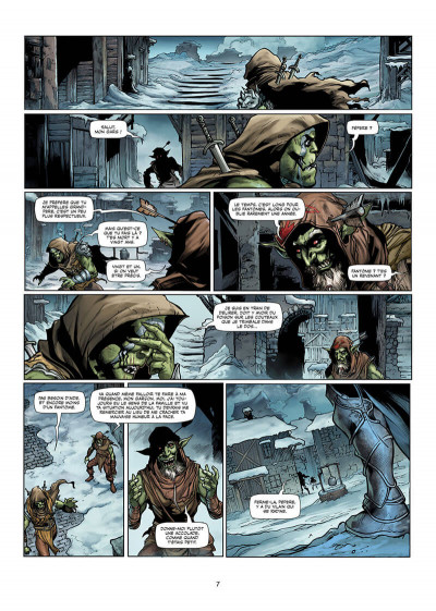 Page 7 Orcs & gobelins tome 5