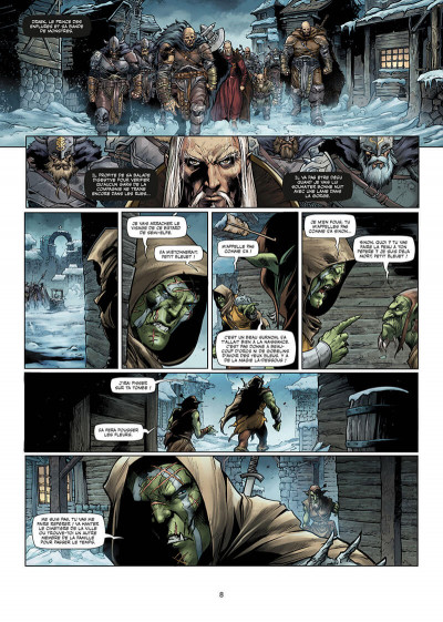 Page 8 Orcs & gobelins tome 5