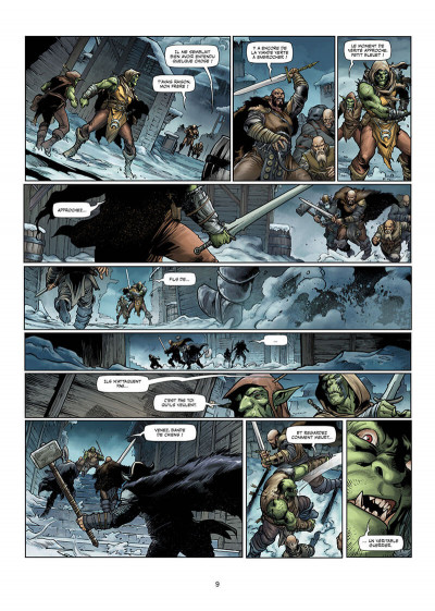 Page 9 Orcs & gobelins tome 5