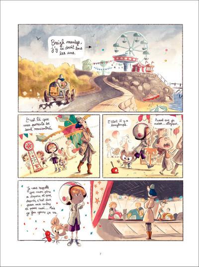 Page 7 Sacha et Tomcrouz tome 2