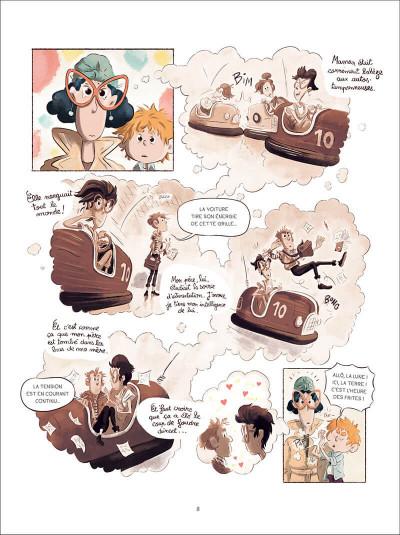 Page 8 Sacha et Tomcrouz tome 2
