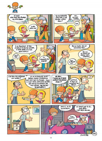 Page 2 Les p'tits diables tome 26