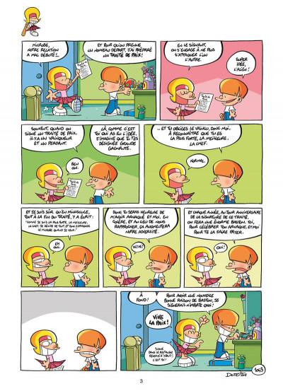 Page 3 Les p'tits diables tome 26