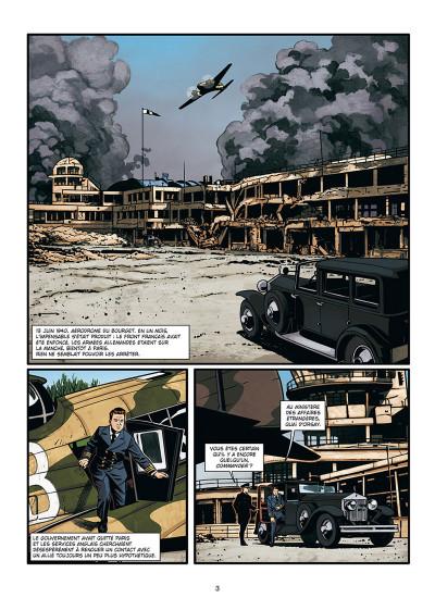 Page 1 Révolutions - quand l'histoire de France a basculé tome 2 - 1940