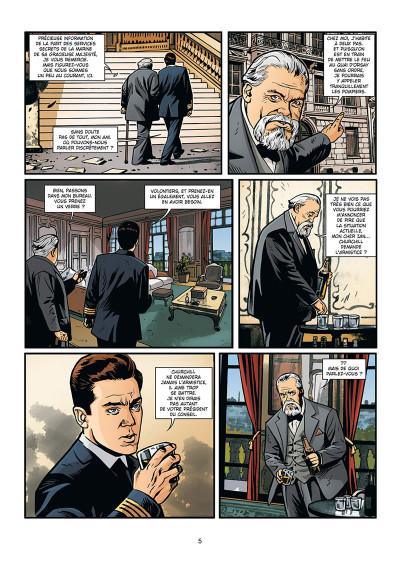 Page 3 Révolutions - quand l'histoire de France a basculé tome 2 - 1940