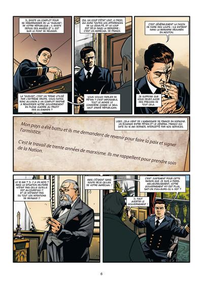 Page 4 Révolutions - quand l'histoire de France a basculé tome 2 - 1940