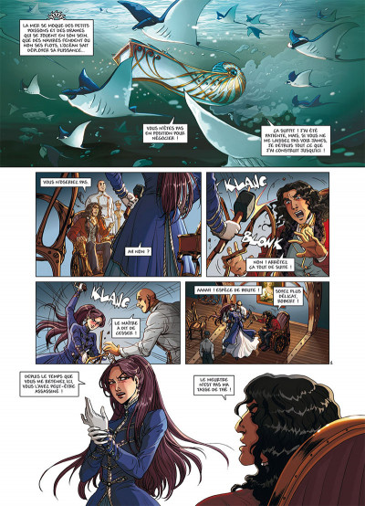 Page 1 Princesse Sara tome 11