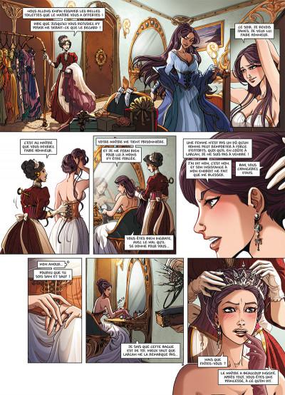 Page 3 Princesse Sara tome 11