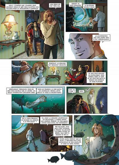 Page 4 Princesse Sara tome 11