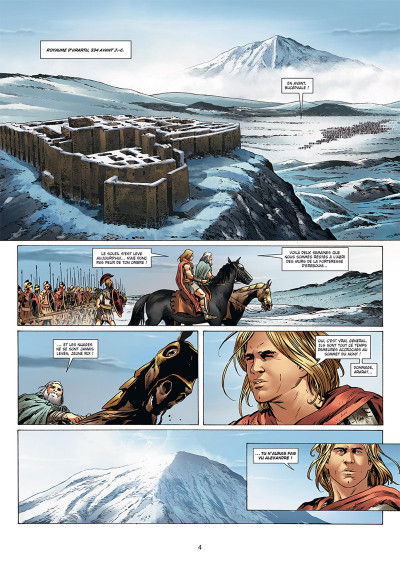 Page 2 Olympus mons tome 4 + ex-libris offert