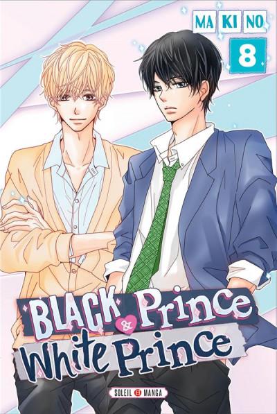 Couverture Black prince & white prince tome 8