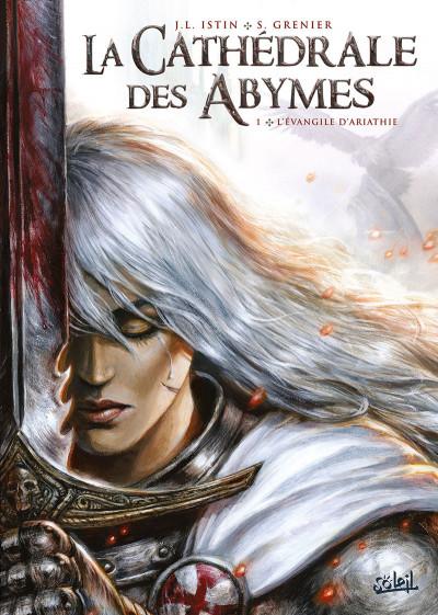 Couverture La cathédrale des abymes tome 1
