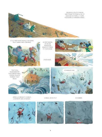 Page 4 Chroniques de l'île perdue