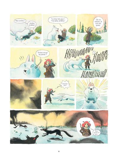 Page 8 Chroniques de l'île perdue