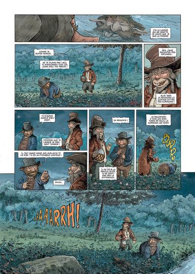 Page 2 Brocéliande tome 5