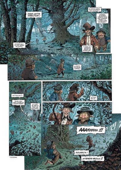 Page 3 Brocéliande tome 5