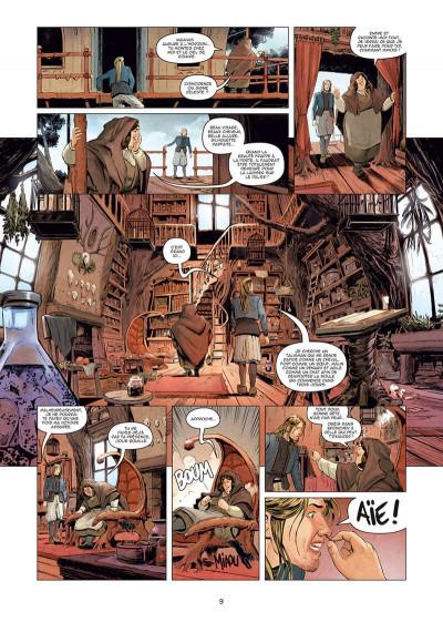 Page 9 Brocéliande tome 6
