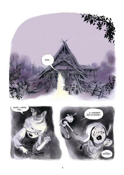 Page 1 La croisade des innocents