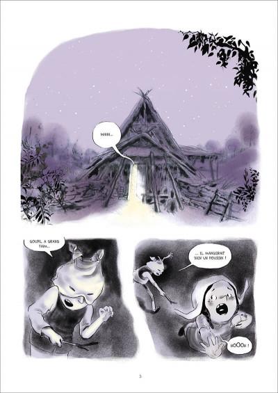 Page 3 La croisade des innocents