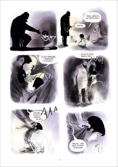 Page 5 La croisade des innocents