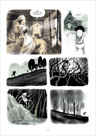 Page 8 La croisade des innocents