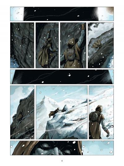 Page 2 Conquêtes tome 1