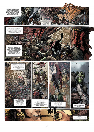 Page 4 Nains tome 12 - Kardum du Talion