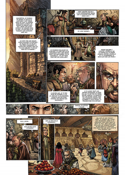 Page 6 Nains tome 12 - Kardum du Talion