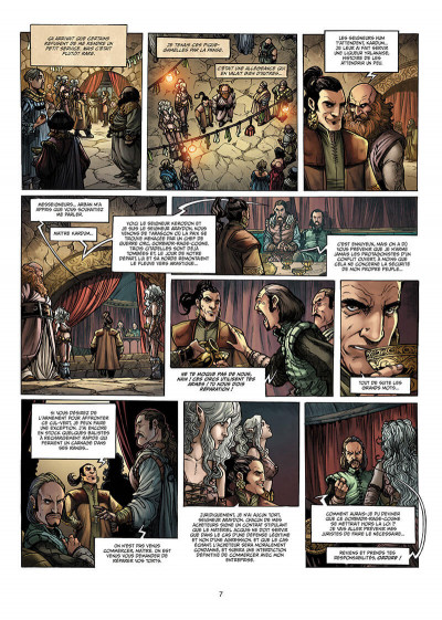 Page 7 Nains tome 12 - Kardum du Talion