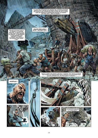Page 1 Les maîtres inquisiteurs tome 10 + ex-libris offert