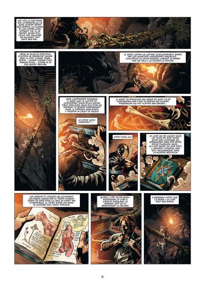 Page 4 Les maîtres inquisiteurs tome 10 + ex-libris offert