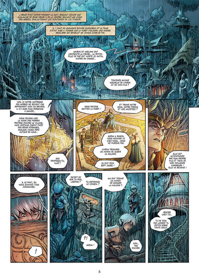 Page 3 Elfes tome 22