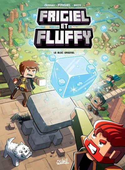 Couverture Frigiel et Fluffy tome 3