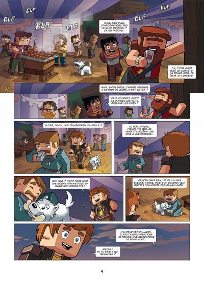 Page 2 Frigiel et Fluffy tome 3