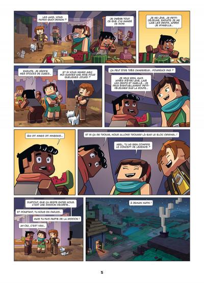 Page 3 Frigiel et Fluffy tome 3