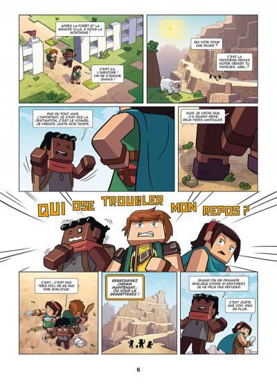 Page 4 Frigiel et Fluffy tome 3