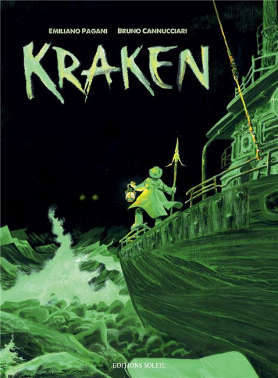 Couverture Kraken