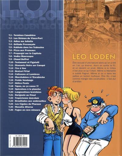 Dos Léo Loden tome 26