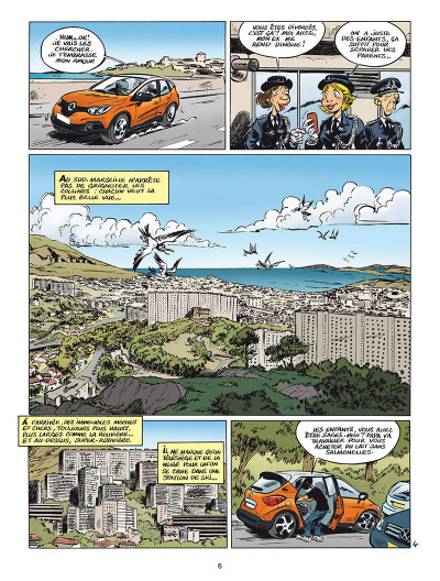 Page 4 Léo Loden tome 26
