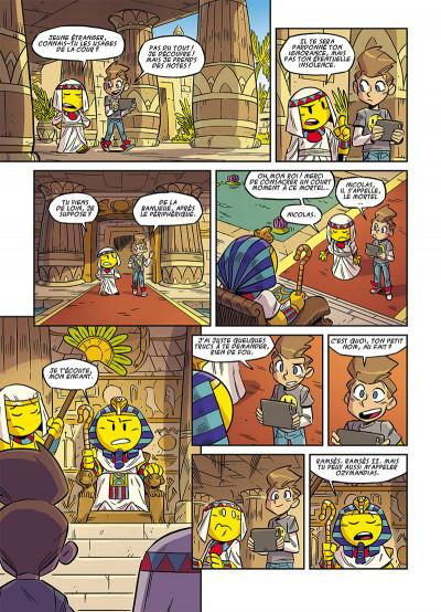 Page 2 Le monde des smileys tome 1