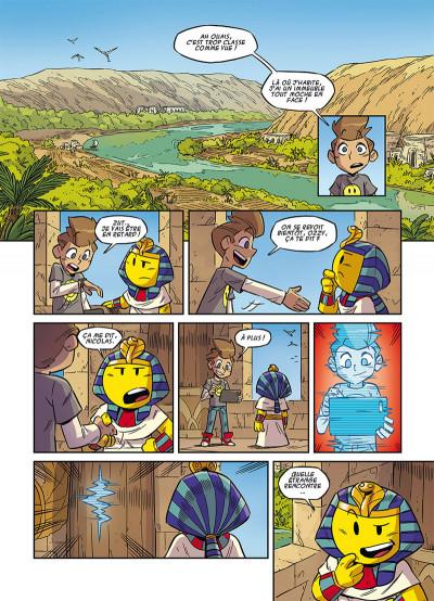 Page 4 Le monde des smileys tome 1