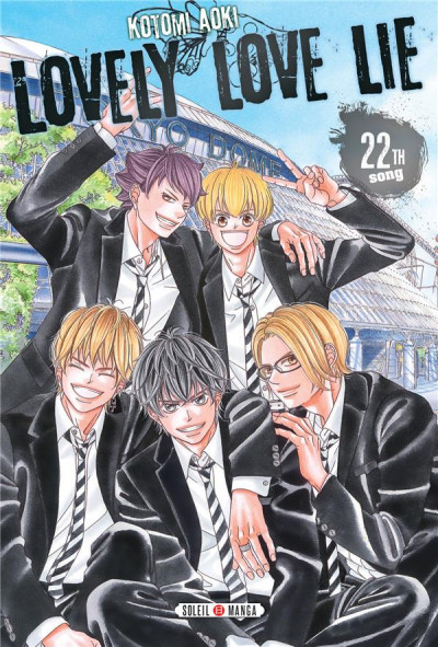 Couverture Lovely love lie tome 22
