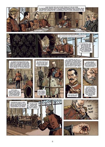 Page 3 Sherlock Holmes society tome 5