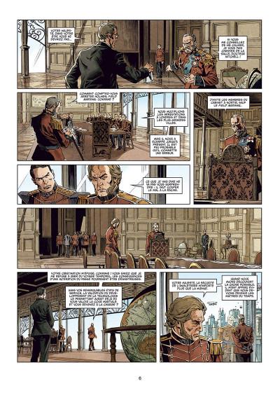Page 4 Sherlock Holmes society tome 5