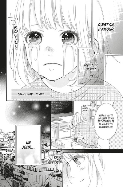 Page 6 This is not love, thank you tome 1