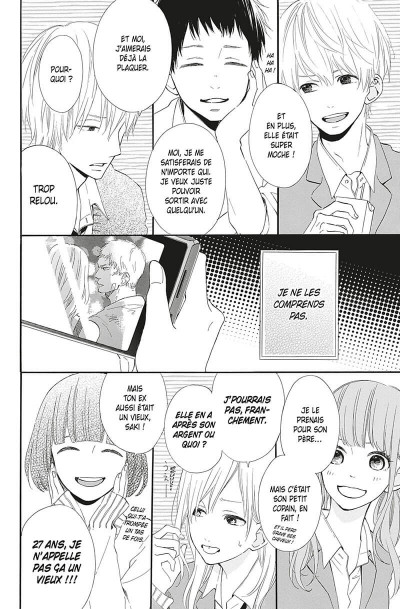 Page 8 This is not love, thank you tome 1