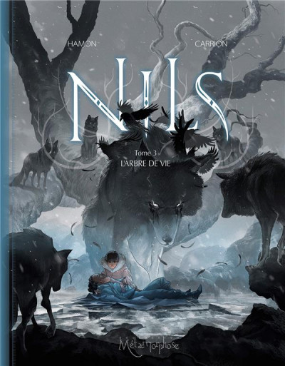 Couverture Nils tome 3