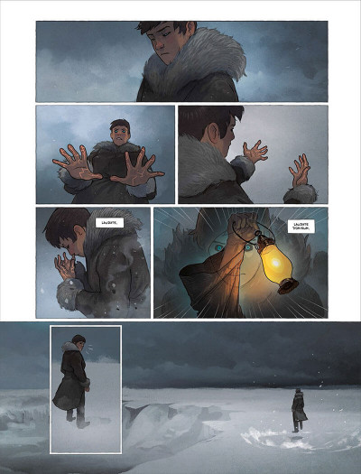 Page 1 Nils tome 3