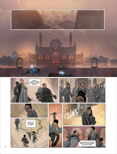 Page 4 Nils tome 3